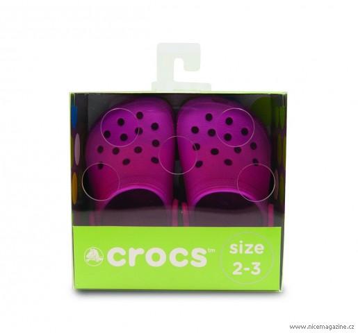 """Nová řada bot pro nejmenší """"Crocs Littles"""" v prodeji » Nicemagazine 6b75375e26"""