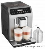 Large-EA894T10 Evidence Plus Titanium Milk Pot Double Latte Macchiato Right