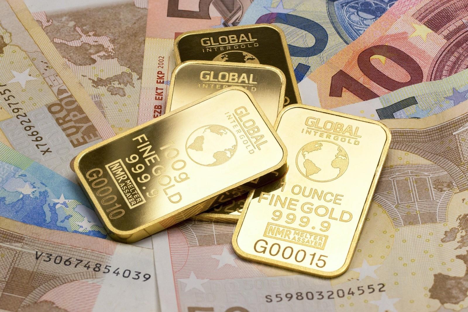 Zlato. Jde o velké peníze!